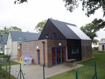 Maison durable dans le Morbihan