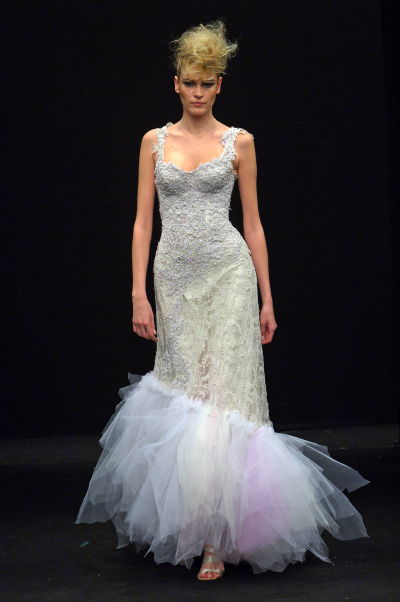 biographie createurs collections robes de mariées, boutiques à paris