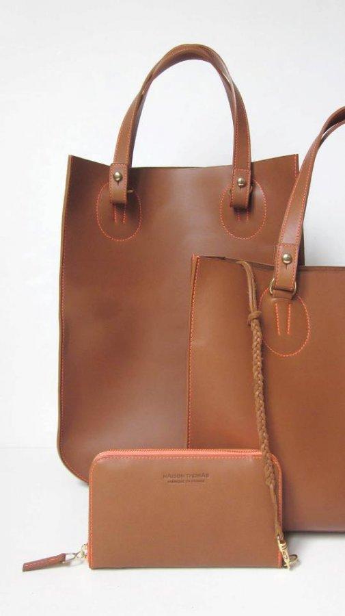 collection de sacs de la marque Maison Thomas