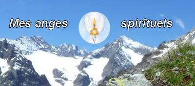 Mes anges spirituels