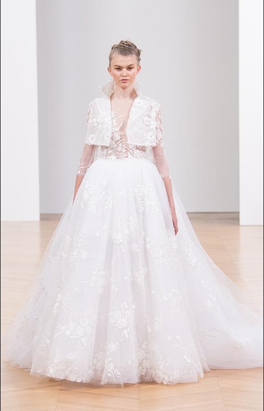 Dany atrache robe de mariée