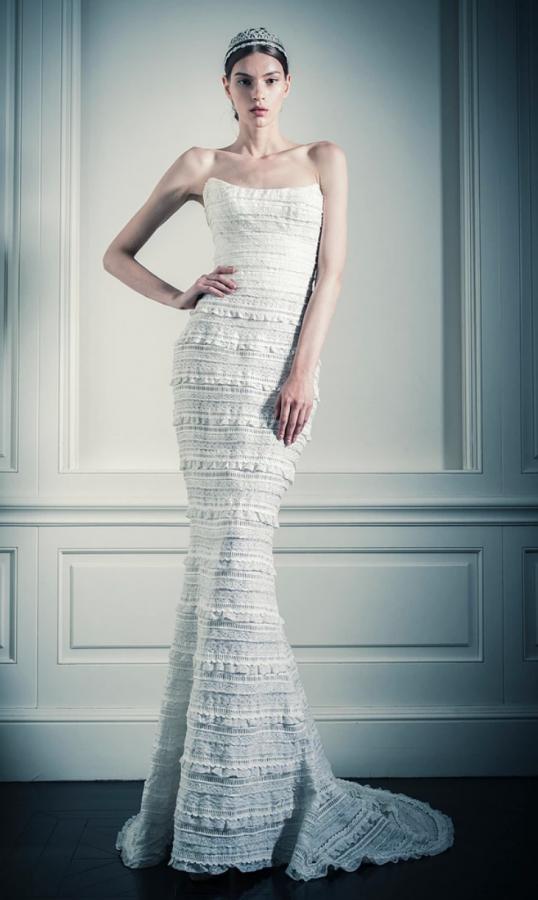 Celia Kritharioti bridal
