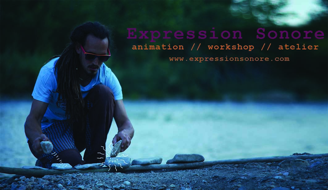 www.expressionsonore.com stage, animation, musique, percussion