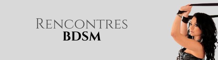 Rencontres BDSM
