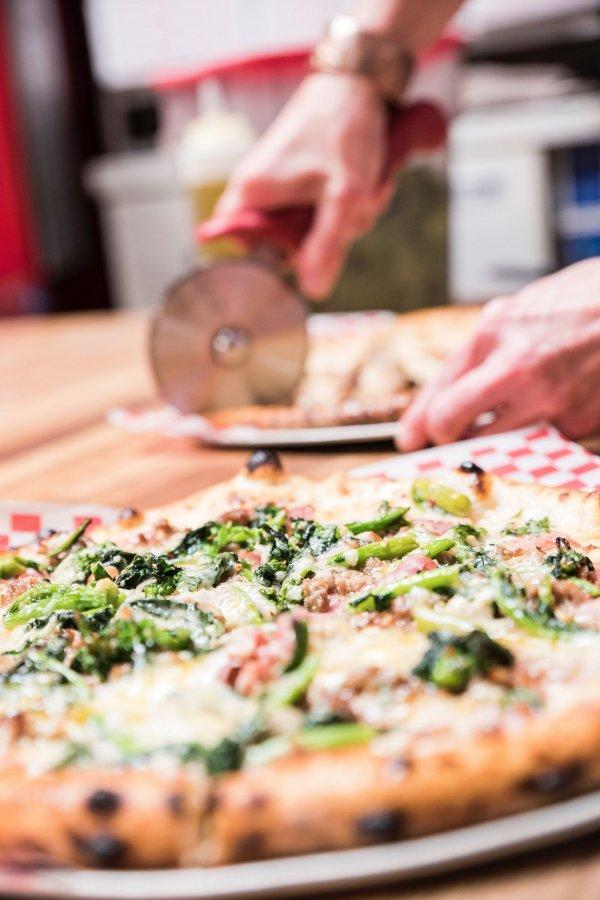 Formation au métier de pizzaïolo