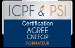 Agréé CNEFOP par ICPF & PSI