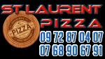 Saint Laurent Pizza