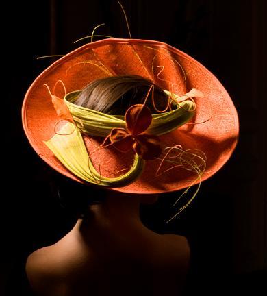 Marika Chapka chapeau