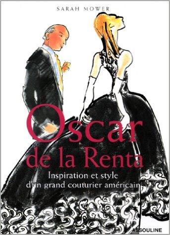 livre Oscar dela renta