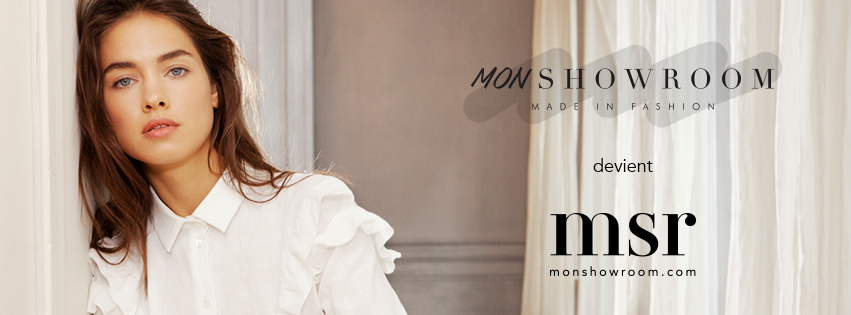 boutique en ligne monshowroom