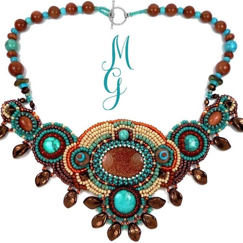 bijoux Marquise Grenat