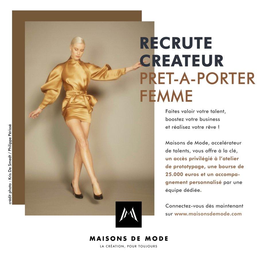 concours Maison de Mode