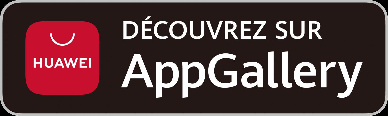 Télécharger sur AppGallery