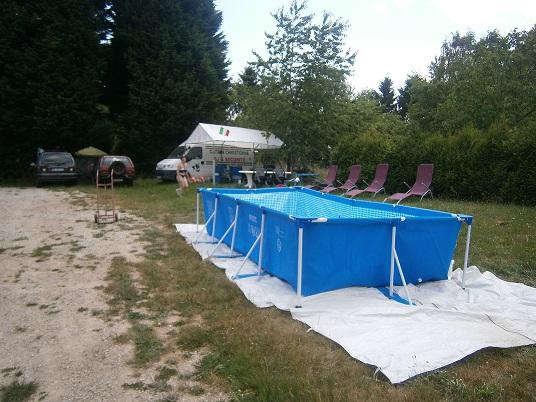 Le chalet haag piscine du chalet haag for Piscine libertine