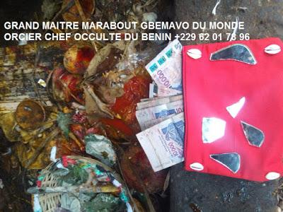 Grand maitre marabout, vaudou sorcier, Medium voyant, vodou du Bénin GBEMAVO +229 62 01 78 96