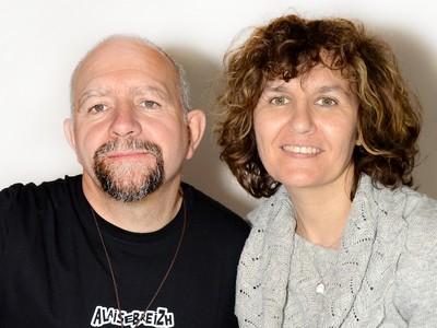 Laurent et Marie PELTIER