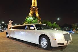 limousine  paris
