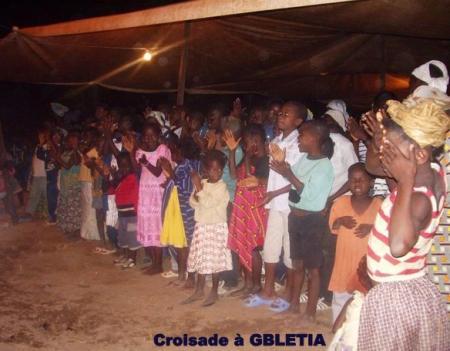 croisade évangélique auprès des orphelins et déshérités