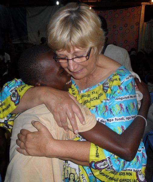 Parrainage enfants de la rue Congo