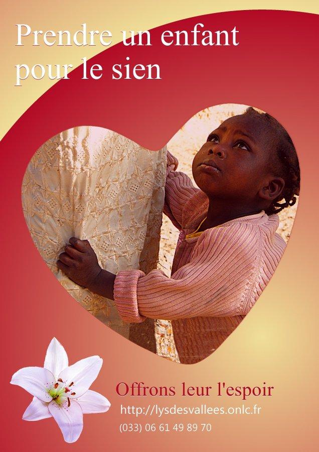 Parrainage enfants orphelins en Afrique