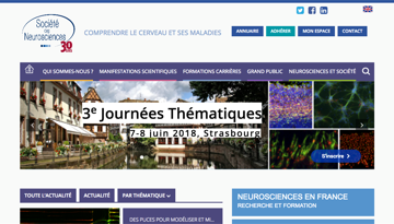 Société des Neurosciences