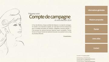 Compte de Campagne