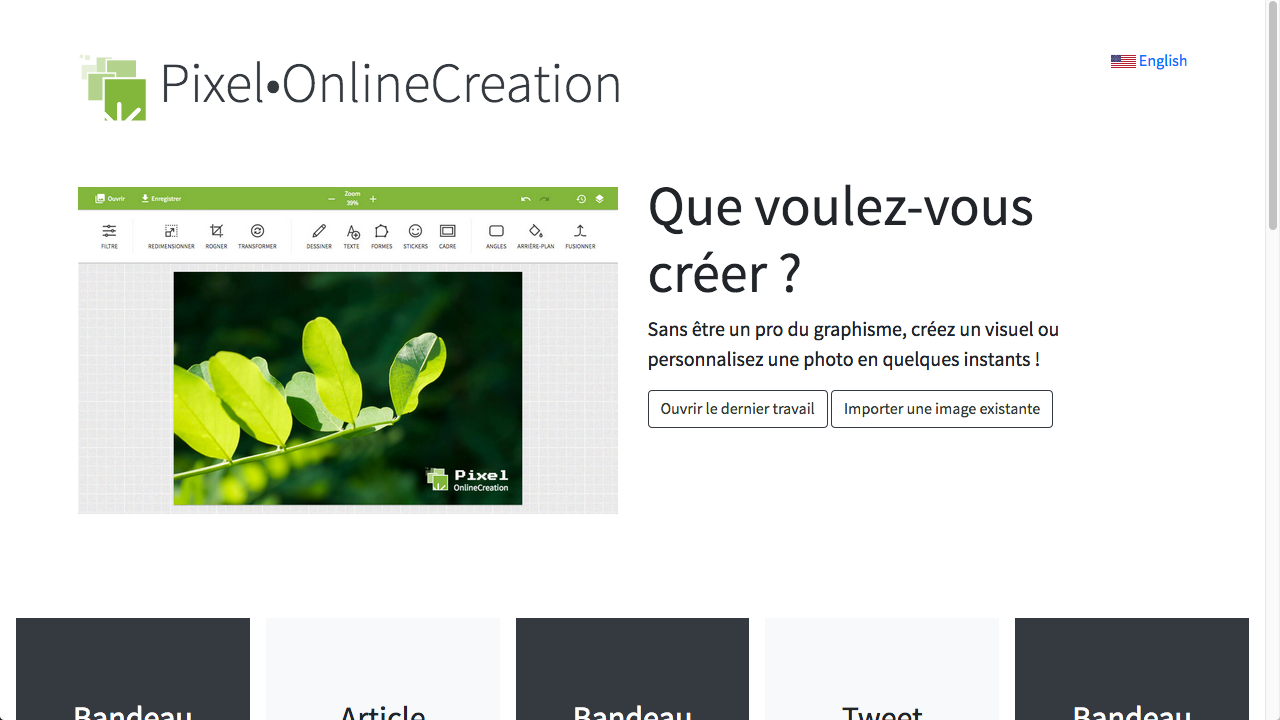 Pixel•OnlineCreation