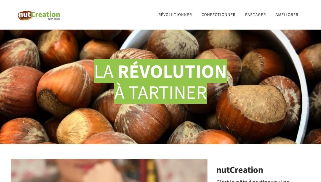 NutCreation
