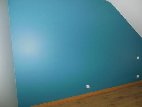 peinture chambre d'enfant  56130 MARZAN morbihan