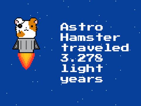 Astrohamster
