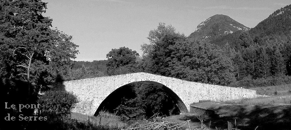 Le pont de Serres - Thierry Espalion