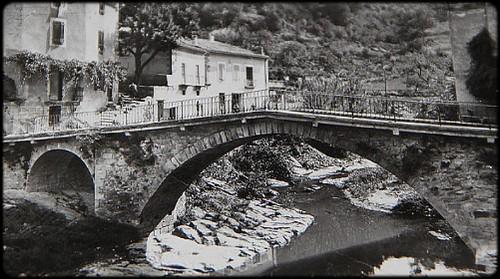 """Le """"pont vieux"""" de Rennes-les-Bains"""