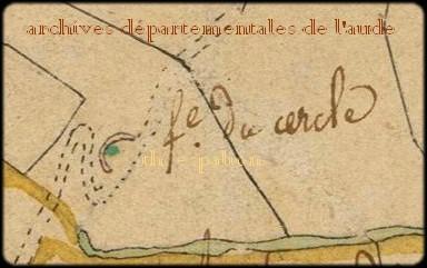 cadastre napoléonien - archives aude