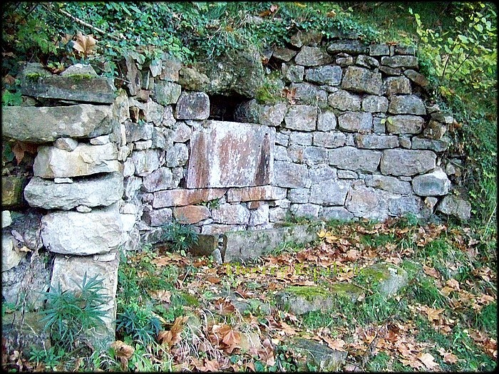 fontaine basse cercle - thierry espalion