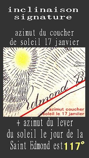 signatures edmond Boudet La Vraie Langue Celtique thierry espalion