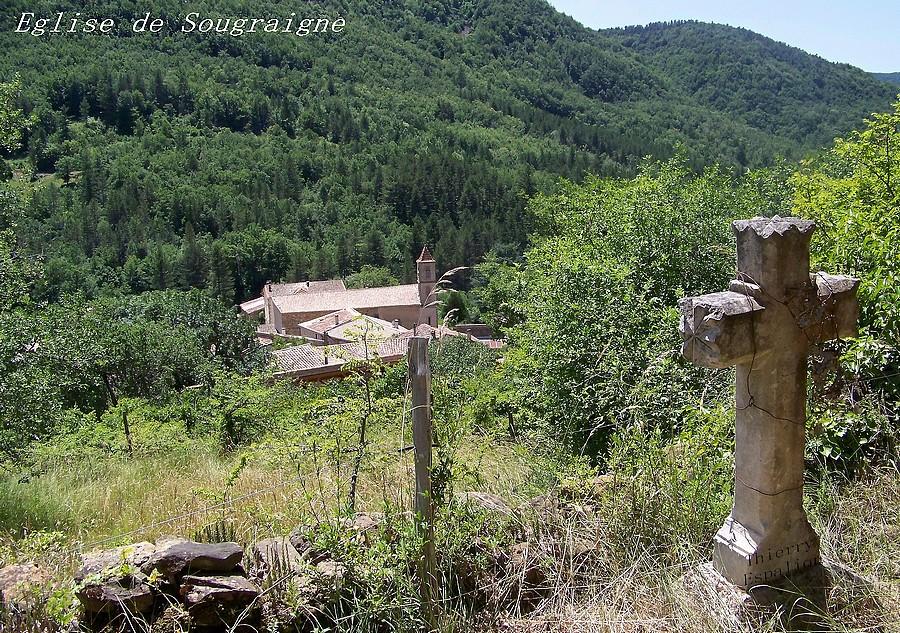 sougraigne croix église thierry espalion