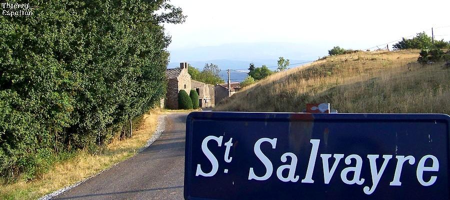 Saint Salvayre thierry espalion