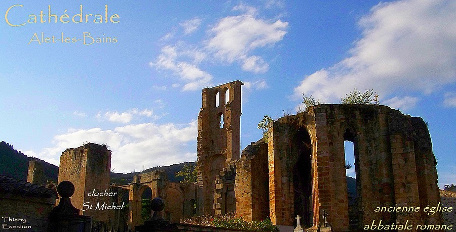 église abbatiale d'alet thierry espalion