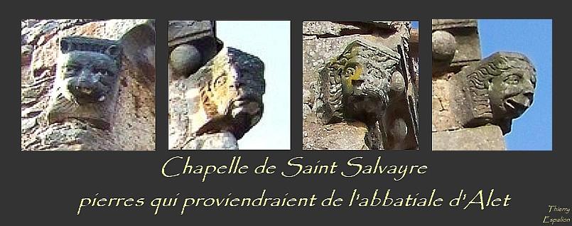 Chapelle Saint Salvayre thierry espalion