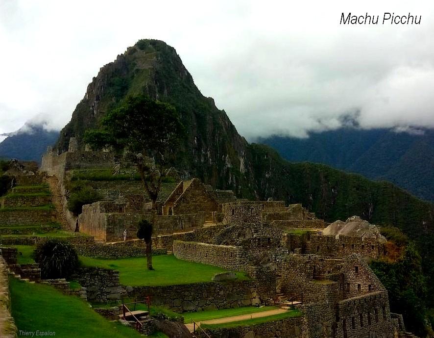 Machu Picchu - Thierry Espalion