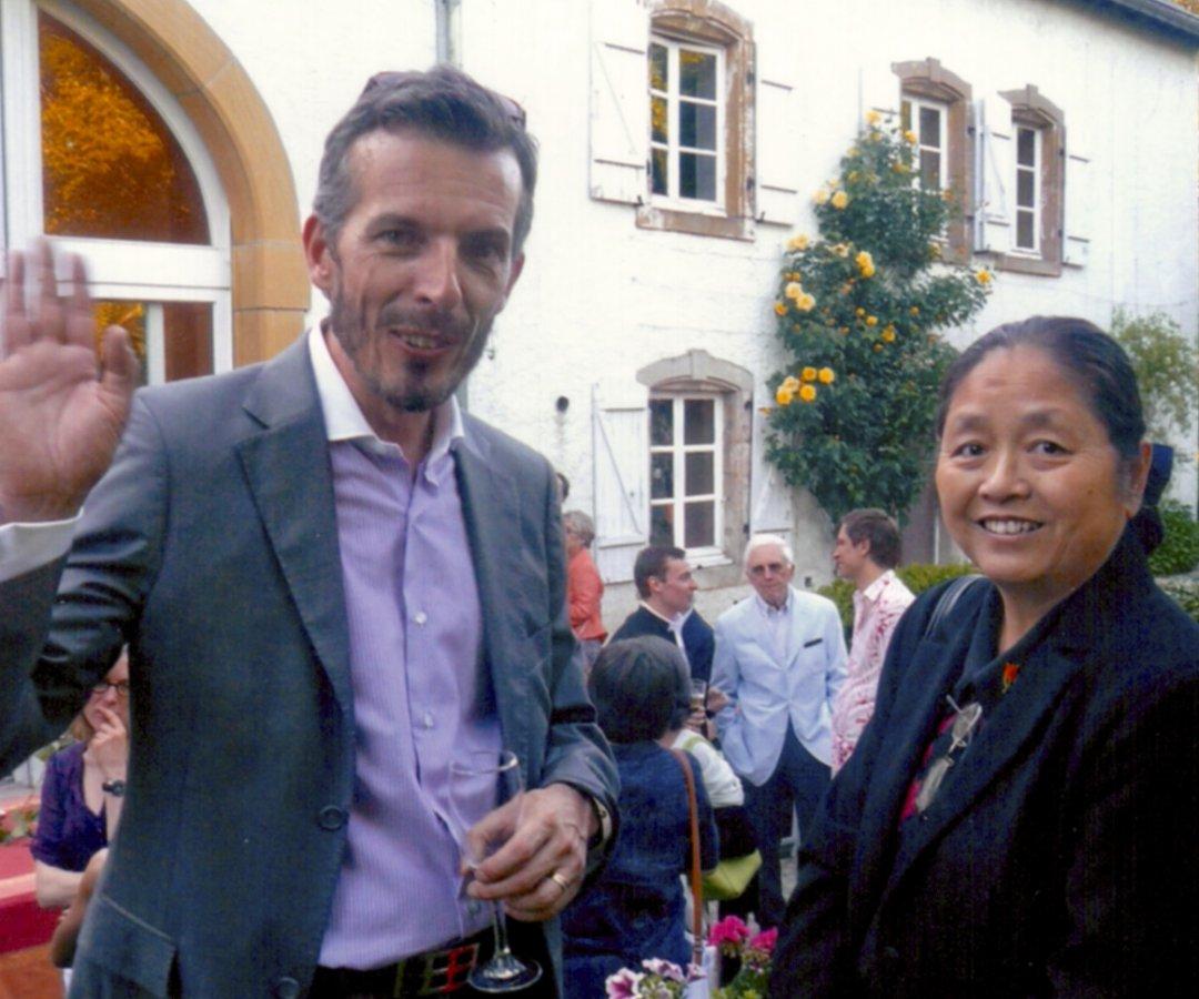 Attachée culturelle de l'ambassade de chine