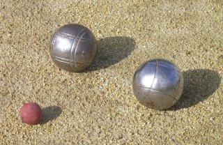 boules petanque