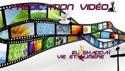 Les Predications en Video