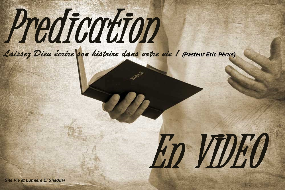 Predication en video