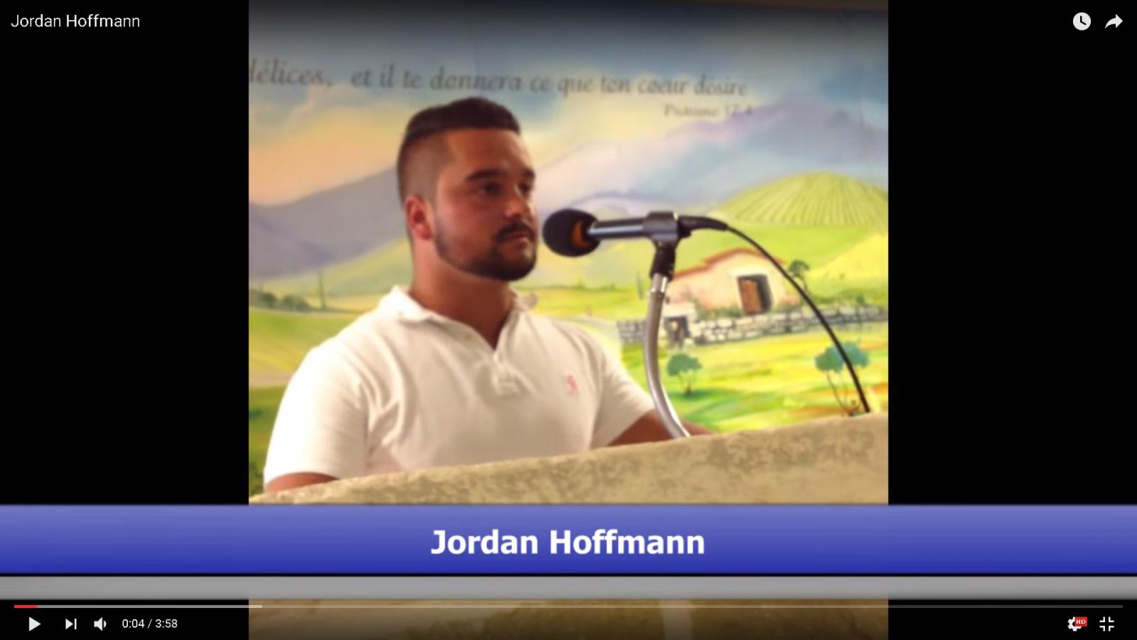 Jordan Hoffmann
