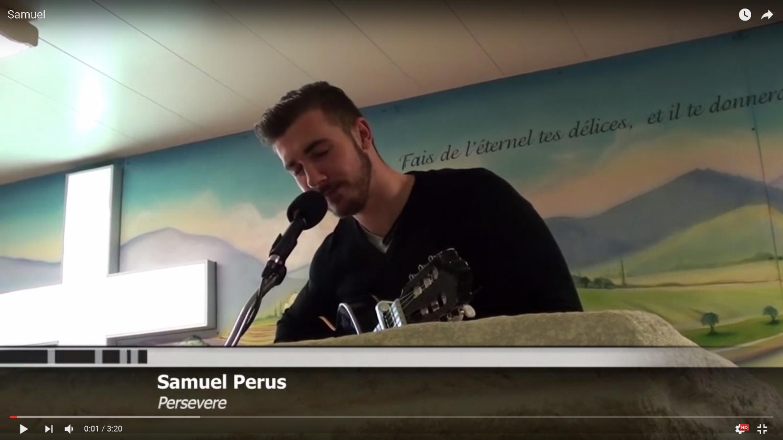 Samuel - Persevere