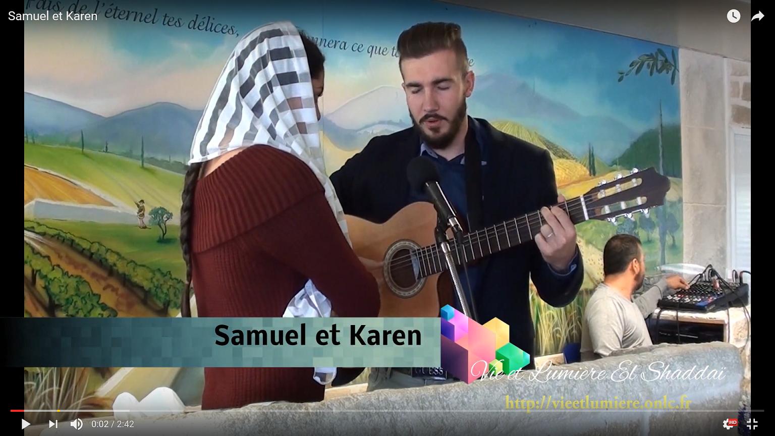 Samuel et Karen