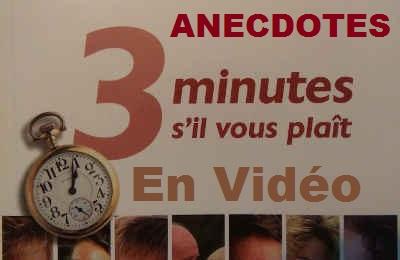 Anecdotes Vidéos